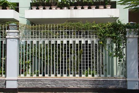 Hàng rào sắt | Cua sat